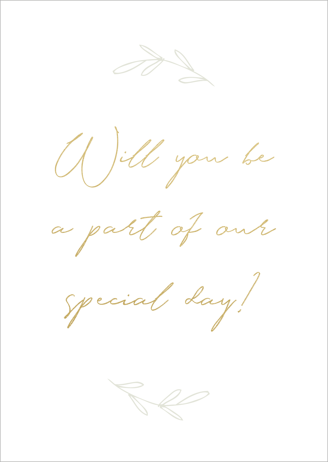 Kaisercraft: K Style Forever Collection Cards - Will You Be A Part image