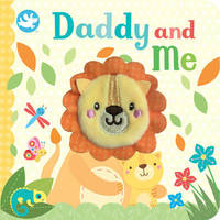 Little Me Daddy and Me Finger Puppet Book image