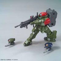 HGBD 1/144 Grimoire Red Beret - Model Kit image