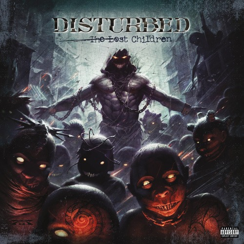 The Lost Children RSD 2018 (LP) by Disturbed