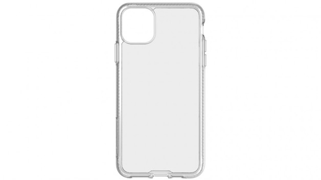Tech21: Antimicrobial BioShield | Pure Clear Case for iPhone 11 Pro Max - Clear