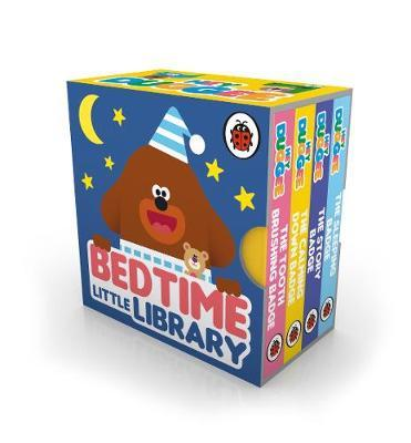 Hey Duggee: Bedtime Little Library by Hey Duggee