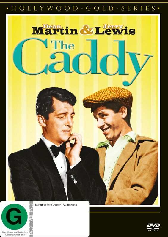 The Caddy on DVD