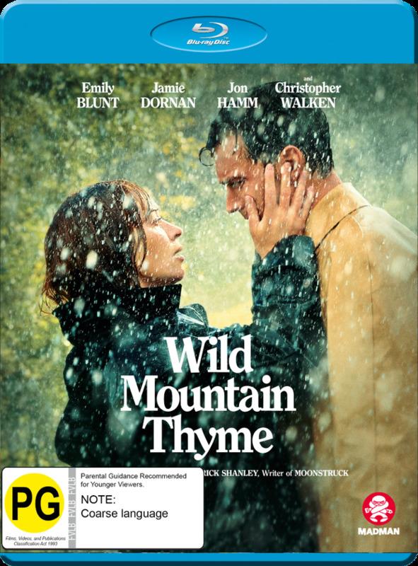 Wild Mountain Thyme on Blu-ray