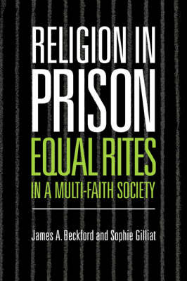 Religion in Prison by James A. Beckford image