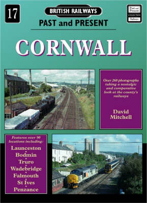 Cornwall by David Mitchell image