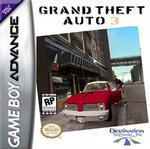 Grand Theft Auto 3 for Game Boy Advance