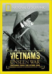 National Geographic - Vietnam's Unseen War - Pictures From The Other Side on DVD