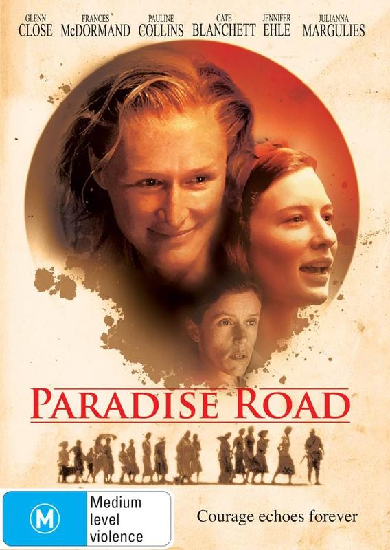 Paradise Road on DVD