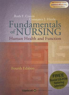 Fundamentals of Nursing: Human Health and Function by Constance J Hirnle