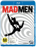 Mad Men - The Complete Fourth Season on Blu-ray