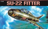 Academy SU-22 Fitter 1/144 Model Kit