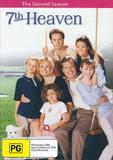 7th Heaven - Complete Season 2 (6 Disc Set) DVD