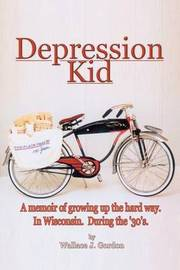 Depression Kid by Wallace J. Gordon image