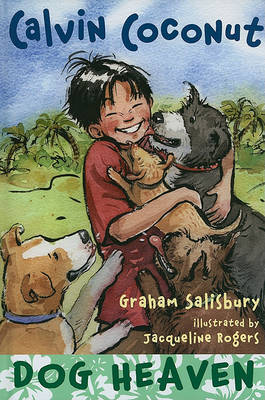 Dog Heaven by Graham Salisbury image