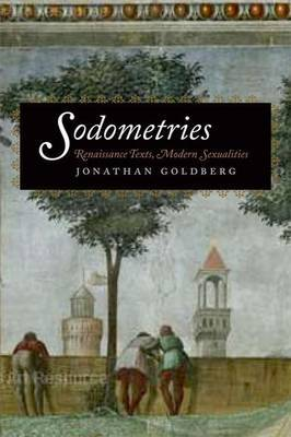 Sodometries by Jonathan Goldberg