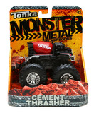Tonka: Die-Cast Monster Truck (Cement Thrasher)