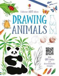 Drawing Animals by Anna Milbourne