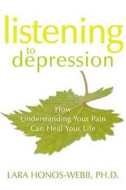 Listening to Depression by Lara Honos-Webb