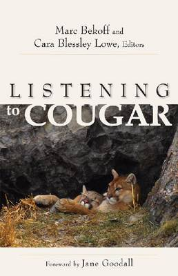 Listening to Cougar by Cara Blessley Lowe image