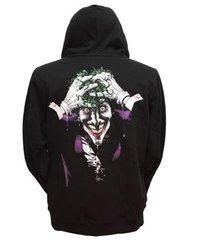 DC Comics: Joker Insanity Zip Up Hoodie (Small)