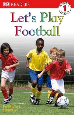 Let's Play Football by Patricia J Murphy image