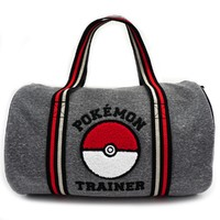 Loungefly: Pokemon Trainer - Jersey Duffle