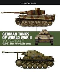 German Tanks of World War II by David Porter