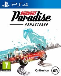 Burnout Paradise Remastered for PS4