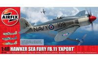 Airfix 1:48 Hawker Sea Fury FB.11 'Export' 1:48 Model Kit