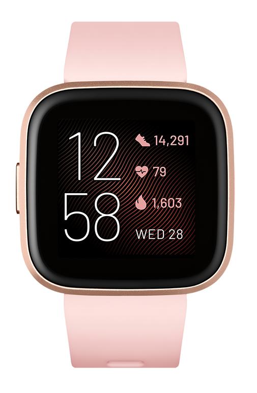 Fitbit: Versa 2 - Petal/Copper image