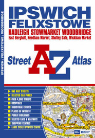 A-Z Ipswich by Great Britain image
