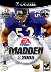Madden 2005 for GameCube