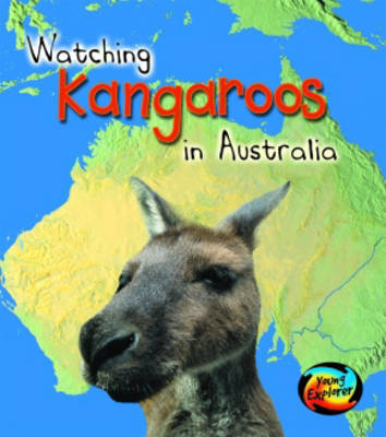 Watching Kangaroos in Australia by Richard Spilsbury image