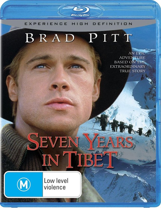 Seven Years In Tibet on Blu-ray