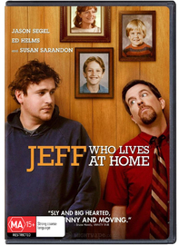 Jeff Who Lives At Home on DVD