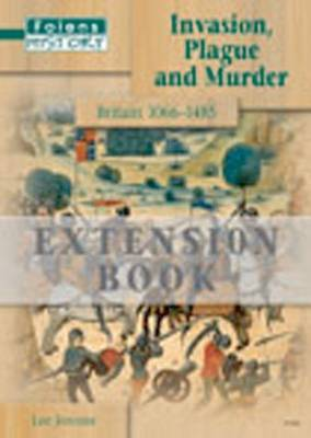 Folens History: Invasion, Plague and Murder Extension Pack: Extension Pack by Lee Jerome image