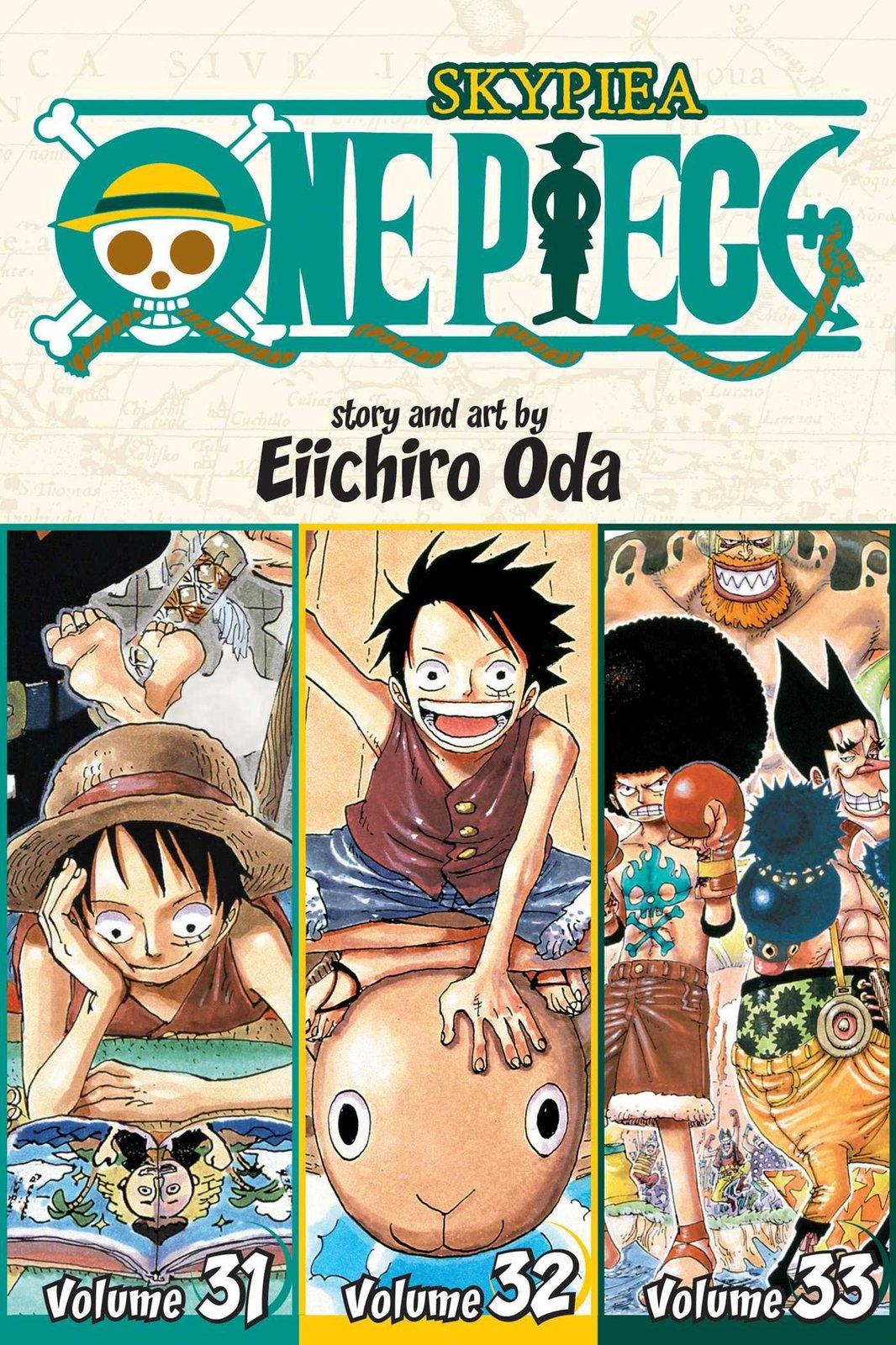 One Piece Omnibus 11   Eiichiro Oda Book   In-Stock - Buy ...