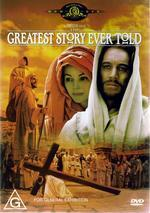 Greatest Story Ever Told on DVD