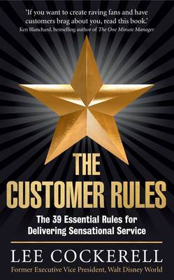 The Customer Rules by Lee Cockerell image