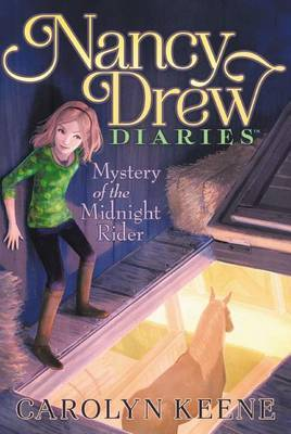 Mystery of the Midnight Rider by Carolyn Keene