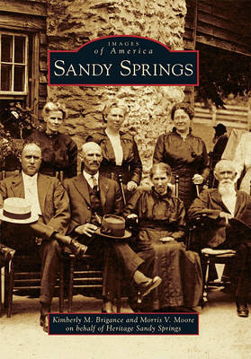 Sandy Springs by Kimberly M Brigance
