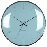Karlsson Wall Clock - Dragonfly: It Blue