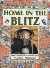 Home in the Blitz by Marilyn Tolhurst image