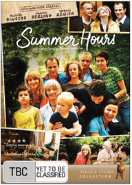 Summer Hours on DVD