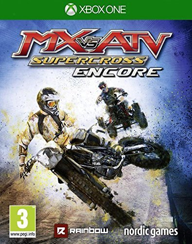 MX Vs ATV: Supercross Encore Edition for Xbox One