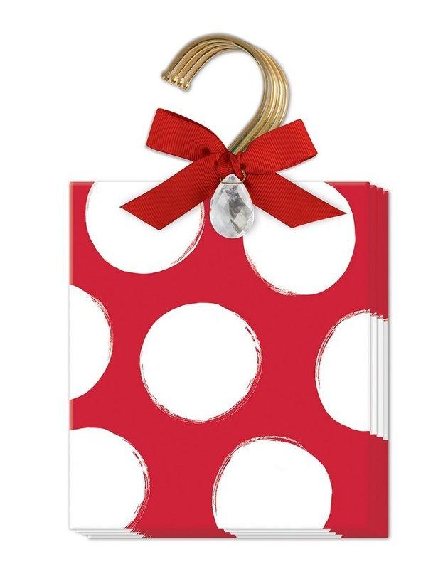 Hooked Fragrance Sachet - Red Dot
