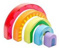 Le Toy Van: Petilou - Rainbow Tunnel