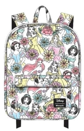 Loungefly: Disney - Princesses Line Art Print Backpack