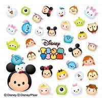 Lacolaren Nail Stickers - Disney Tsumtum